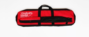 Glider bag 1100 mm red