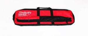 Glider bag 1250 mm red