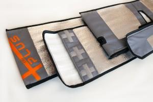 PLUS Pro Silver Wing/stabilizer Bag (set)